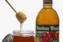 receita vinagre de maçã