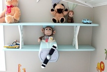 For the kids rooms