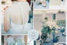 Свадьбы светлые тона