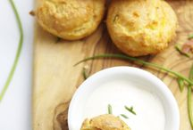 Aca-Awesome Appetizers / Appetizers that you will make you sing.