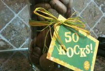 50 rocks!!!