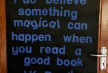 Harry Potter Classroom / Classroom ideas