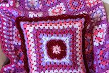 crochet  blankets (my work) / blankets