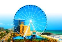 Myrtle Beach HERE COMES COUNTRY! / The perks of doing it up big at the BEACH!