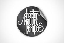 Design Portfolio / by Héctor Mayurí Campos