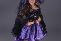 ведьма костюм