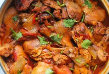 Food - Caribbean / by Taarna T