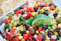 Mexican / Party decor and recipes