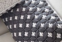 Pletení a koberce