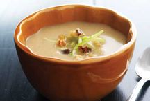 Soups / Winter, Spring, Summer, or Fall - Soups are great for all!