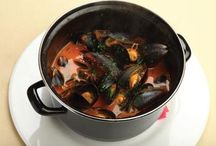 Кулинария. Морепродукты
