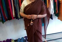 my saree collection