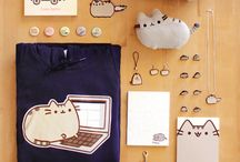 pusheen / its about pusheen and