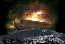 A ~ ARK BUILT BY NOAH