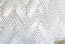 Cool Gloss Grays / Our newest glazes are three cool gloss grays, perfect for blending in mosaics or creating a quietly sophisticated design statement.