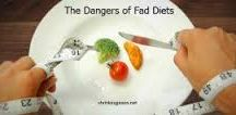 why fad dieting is bad This is why choosing a popular 'fad diet' at random and hoping it works for you is almost certainly doomed to failure and one of the things that are really bad for weight loss is fast carbs fast carbs are carbohydrates like chocolate, bread, cake and sugar that result in a sudden and pronounced.