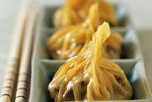 Cuisine d'Asie et d'ailleurs