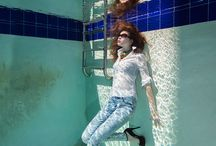 Underwater Fashion / Underwater photography / Fashion / test shots