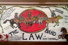 The Law Band Fan Art / Cool Artwork made for The Law Band by their Kickass Fans!!