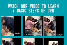 Life Saving Procedures / Life saving procedures such as CPR are critical for everyone to learn and understand how to perform. Most cardiac arrests happen in homes, and we all could save more lives by knowing this procedure.