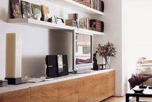 Living room furnitures, Mobiliario Salones