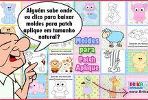 Projetos para experimentar / by Priscila Barbara
