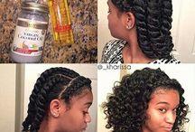 traitement cheveux naturel