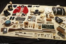 SOLDIER'S EQUIPMENT THROUGH THE AGES