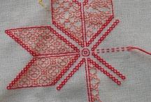 Emb. Kasuti (Indian Embroidery)