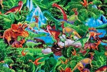 Welcome to the Jungle Book ! / Jungle Fabrics to get creative with