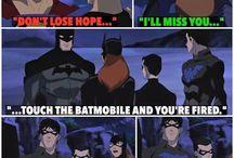 I'm BATMAN ♦