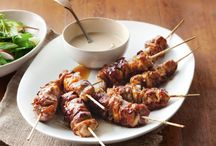 The Best Barbecue Recipes Ever / Barbecued meats, veggies, easy sides, desserts, drinks and more!