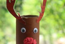 Tissue roll crafts for kids / Tissue roll crafts for kids, Tissue roll crafts
