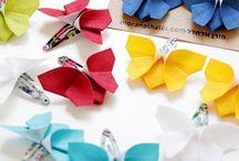 tvoření papírové