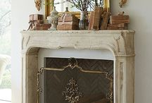 Mantels, Fireplaces, Hearth