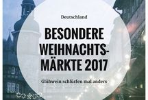 REISEN Weihnachtsmärkte in Deutschland