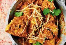curries & Hot stuff