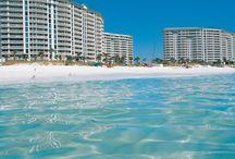 beach locations / by Missy Ward