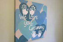 Grandparents Keepsake Ideas