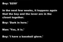 Funny quotes/jokes