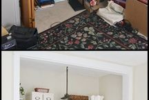 Craft Closet Cool / Ideal crafty closet spaces for all my sparklies!