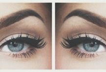 Beauty # Eyes / The best eye make-up in my opinion.