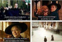 Harry Potter / by Debbie Laux-Brown