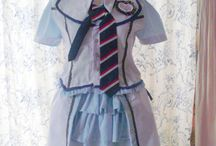 IDOL AKB48 SKE48 Costume Making