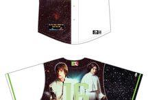 Star Wars Jerseys