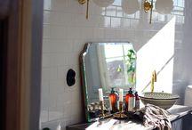 Mitt badrum/ my bathroom