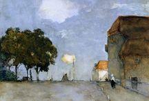 Jan Hendrik Weissenbruch (1824 — 1903, Dutch)
