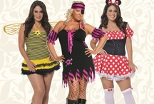 Plus Size Costumes And Fantasy  / Our plus size costume collection will be a huge hit at any party or halloween party! Or, opt to stay in for a night full of romance and fantasy with your special someone. WWW.FIGURESQUE.COM