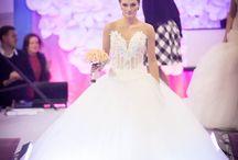 Targi Garwolin / Zdjęcia z pokazów ślubnych w Garwolinie - Salon Sukien Ślubnych Parisel