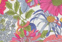 Liberty London Fabric / Liberty London Fabric & Prints